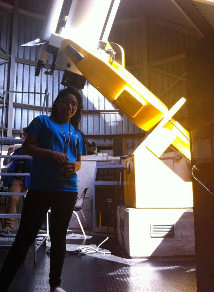 Doane Observatory-Teen Intern