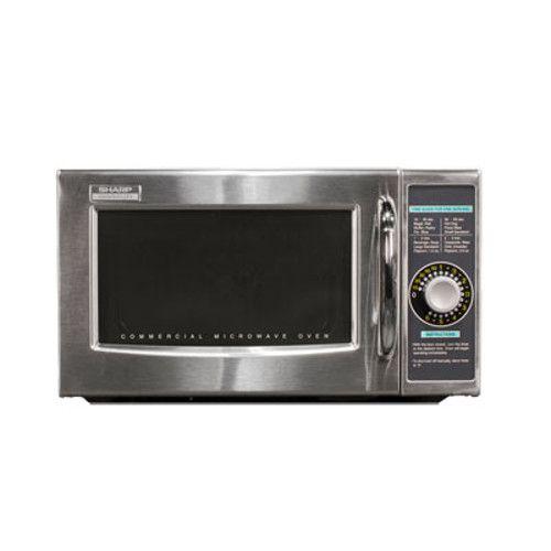 sharp r 21lcfs 1000 watt microwave oven with 1 0 cu ft