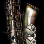 Custom Raw Brass Alto