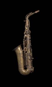 deQuelery Aged Brass Alto 2
