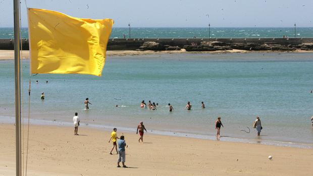 Recomendaciones para el baño: Las Banderas y el estado del mar