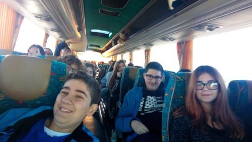 ¡Bien, bien, bien, nos vamos a Teruel!