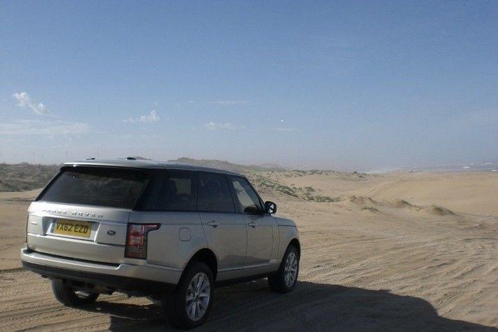 Range, Wüste und Meer - kleiner
