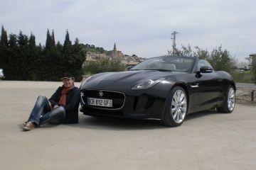 Der brand-neue Jaguar F-Type