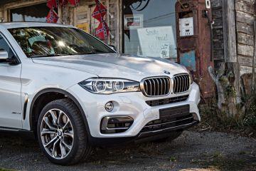 Der BMW X6 wurde überarbeitet – Ein Dinosaurier der mit der Zeit geht
