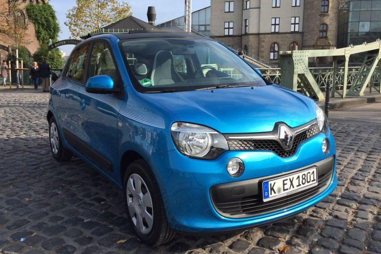 Renault Twingo - Der schönere Smart?