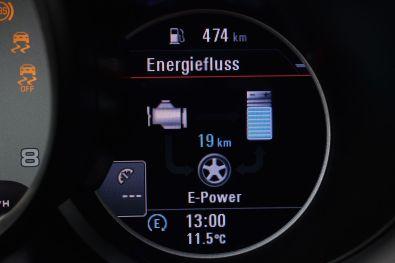 Cayenne S E-Hybrid - Energiefluss