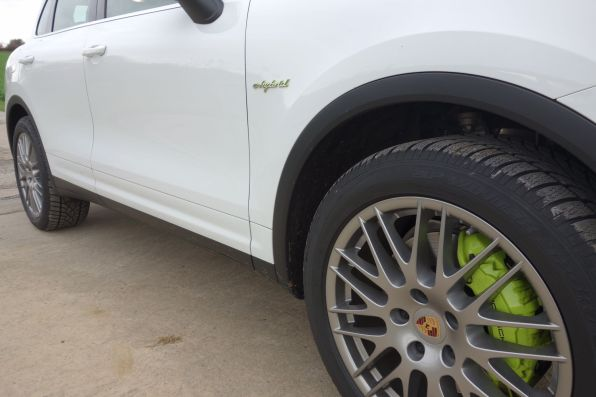 Cayenne S E-Hybrid - e-hybrid
