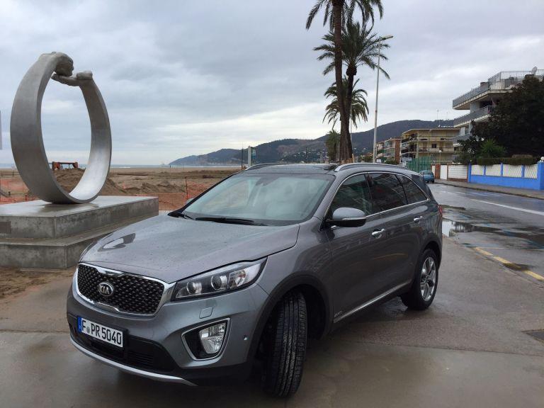 Der neue Kia Sorento – Die Alternative zu deutschen Premium SUVs?