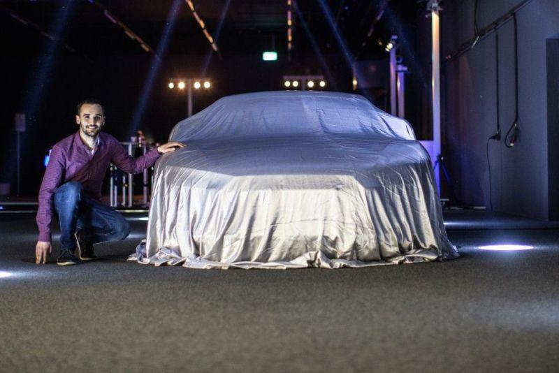 Audi R8 2015 Verhüllt Bastian Meger