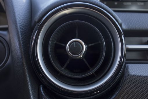Mazda 2 2015 Belüftung