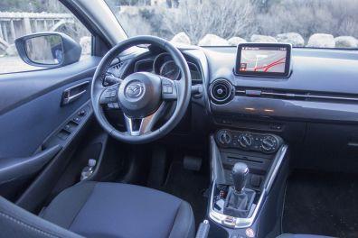 Mazda 2 2015 Innenraum Exclusive-Line