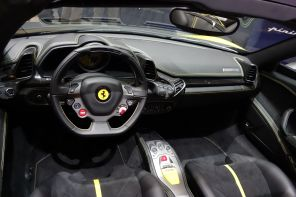 Ferrari Sergio - Innenraum