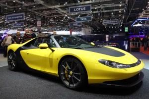 Genf 2015: Ferrari Sergio Bildergalerie