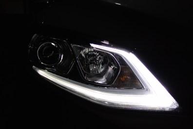 Nissan Pulsar Led-Scheinwerfer Signatur