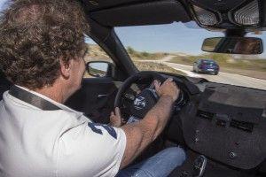 BMW 7 Fahren