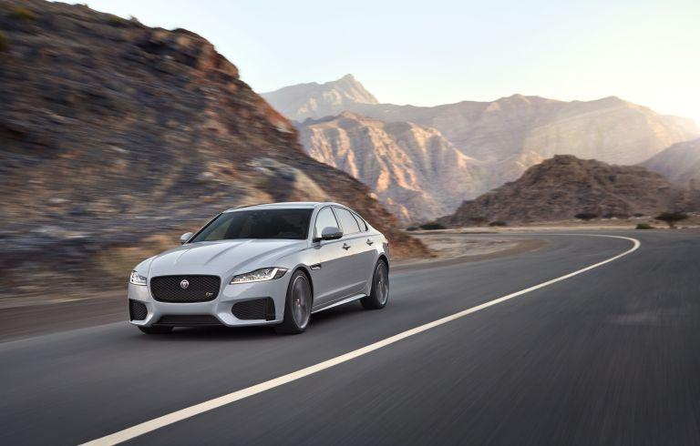 New York Motor Show 2015 - Weltpremiere Nr. 2: Der neue Jaguar XF