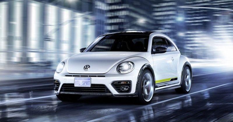 Volkswagen Beetle Concept R-Line