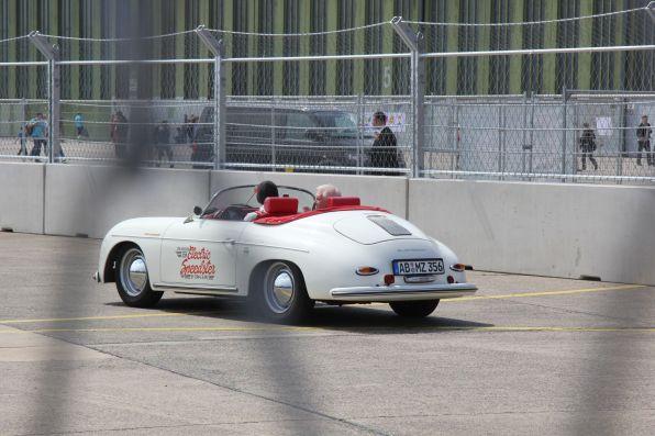 Formula E Berlin 2015 Elektro-Porsche