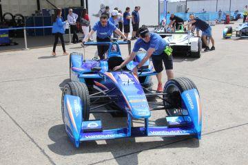 Formel E kommt nach Europa: Am Sonnabend Start in Monaco