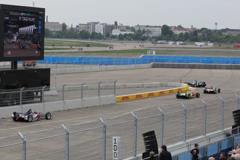 Formula E Berlin 2015 Freies Training