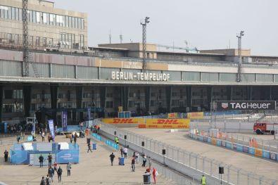 Formula E Berlin 2015 Tempelhof