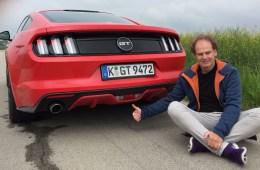 Ford Sportwagen Glück