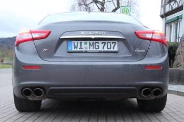 Soundcheck Maserati Ghibli S Q4