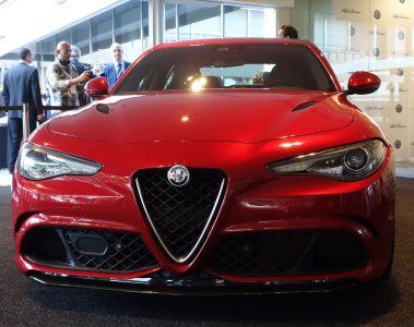 Weltpremiere: Alfa Romeo belebt ihre Giulia
