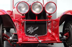 Alfa Romeo Museum 2015