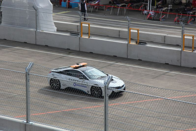 Formula E Safety Car 2015 Berlin