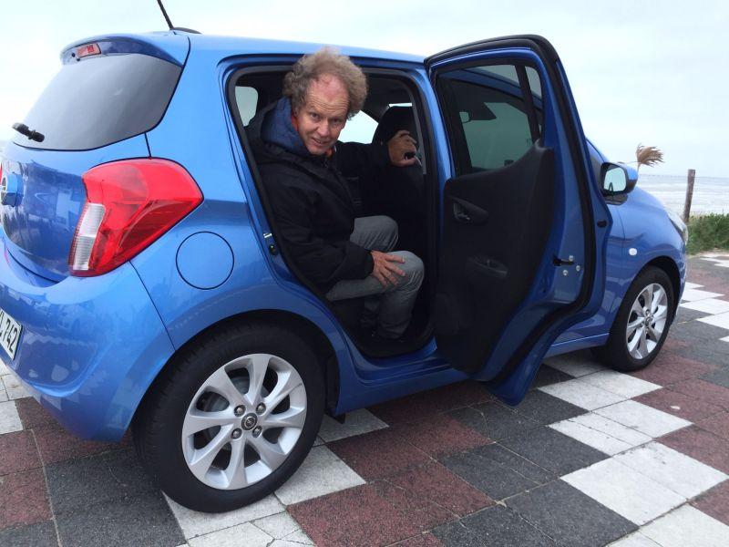 Opel Karl - Funktionsorientierter Kleinstwagen