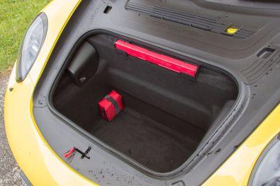 Porsche 911 GTS Kofferraum