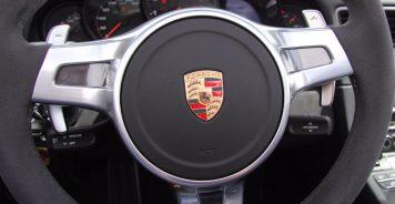 Porsche 911 GTS Lenkrad