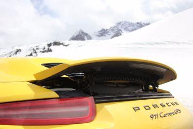 Porsche 911 GTS Spoiler