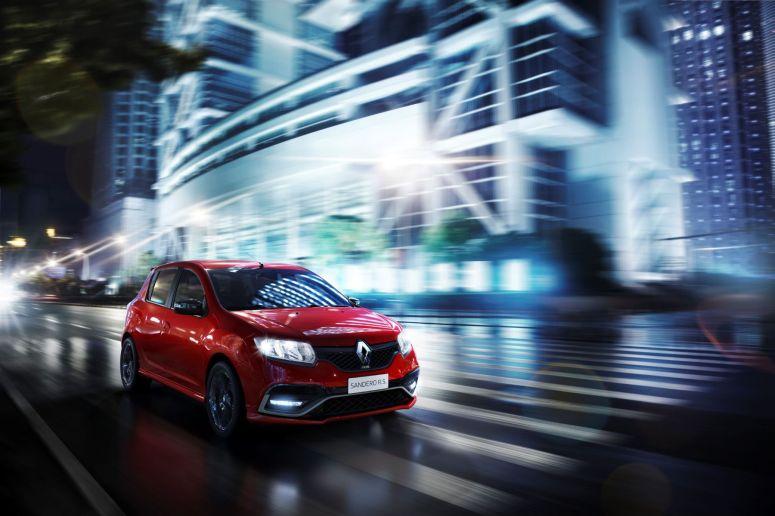 Renault Sandero R.S. Front