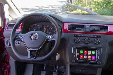 VW Caddy 2015 Generation Four Innenraum
