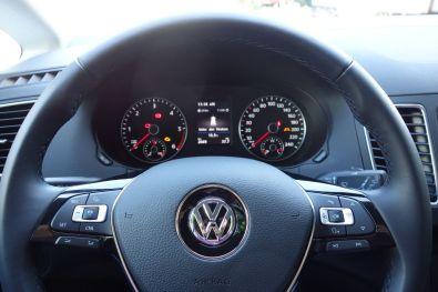 VW Sharan 2015 Multifunktionslenkrad