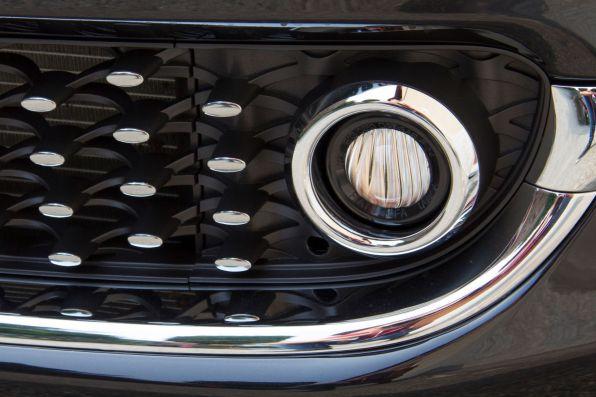 Fiat 500 2015 Diamantengrill