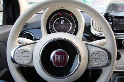 Fiat 500 2015 Lenkrad