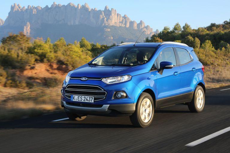 Ford EcoSport überarbeitet