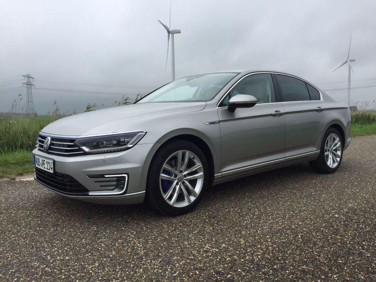 Passat GTE - Plug-In-Hybrid nun auch für den VW-Dauerbrenner