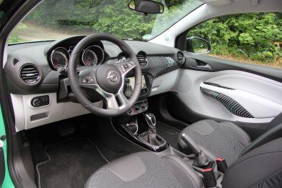 Opel Adam Open Air Innenraum