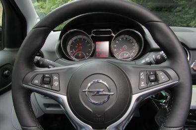 Opel Adam Open Air Lenkrad