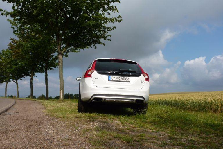 Volvo V60 Cross Country D4 AWD 2015