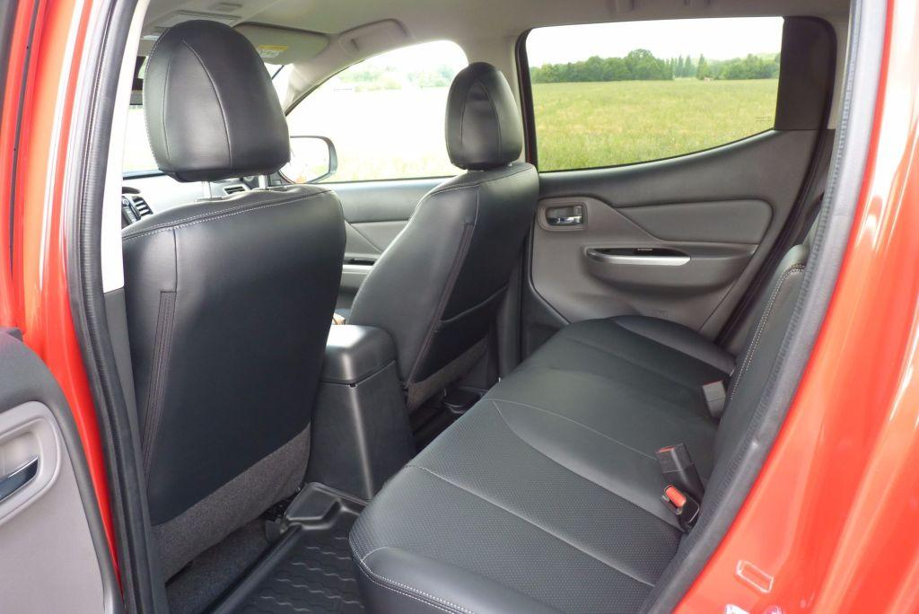 Der Mitsubishi L200 - Wer sagt eigentlich, nur Männer dürfen Pick-ups fahren?