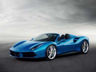 Ferrari 480 2015