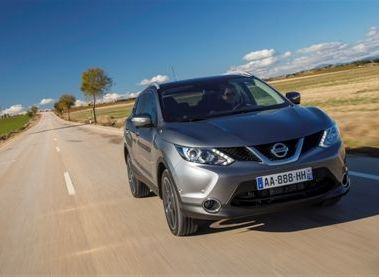 Nissan Qashqai beliebtester SUV in Deutschland?