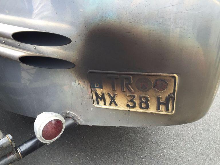 Neue Oldtimer-Versicherung: Totalschaden? Von wegen!