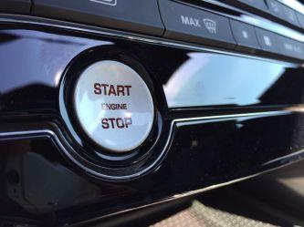 Jaguar XF innen 2015